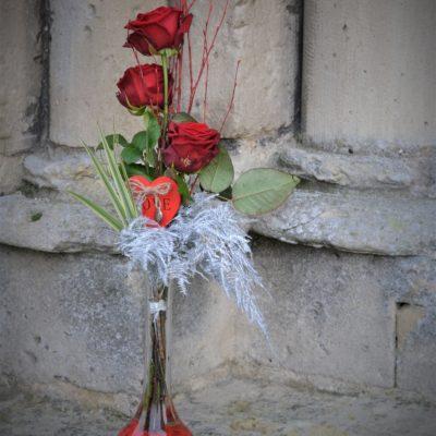 Soliflore de Roses